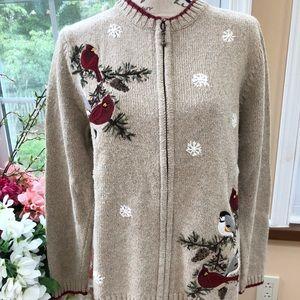 Croft & Borrow Fall Sweater